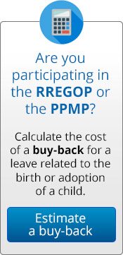 Are you participating in the RREGOP or the PPMP? Calculate the cost of buyback...